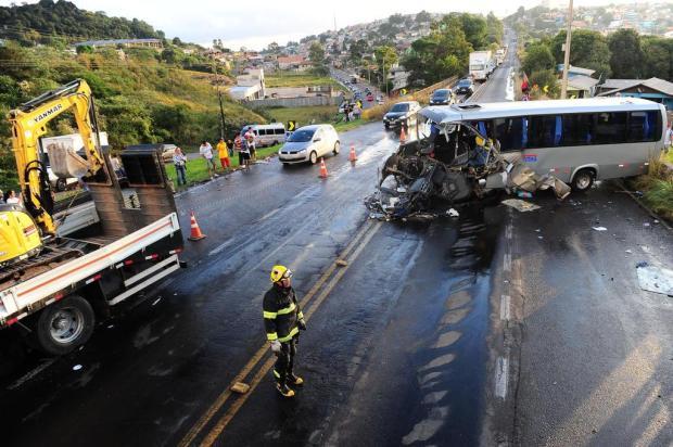 Em quatro meses, 13 pessoas morreram em acidentes de trânsito em Caxias Porthus Junior/Agencia RBS