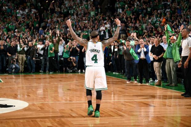 Maurício Reolon: Nesta quarta-feira começa uma baita decisão. E não é nos gramados, é na NBA Brian Babineau / Getty Images/AFP/Getty Images/AFP