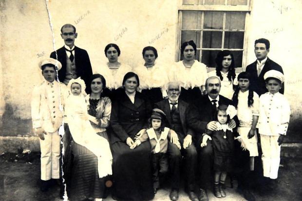 Memória: riquezas culturais da família Francesco Paglioli Photo Freitas/Agencia RBS