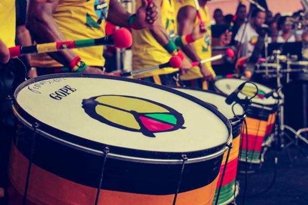 3por4: Olodum fará shows neste mês, em Gramado Cris Calacio/Divulgação