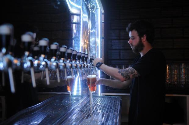 3por4: La Birra lança marca própria de cervejas em Caxias Felipe Nyland/Agencia RBS