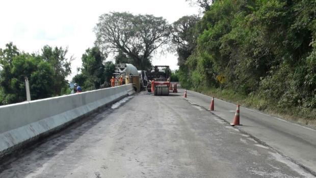 BR-116 em Nova Petrópolis será liberada na próxima semana Dnit/Divulgação