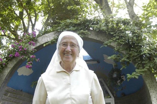 Morre em Caxias do Sul a IrmãMaria Paniz Roni Rigon/Agencia RBS