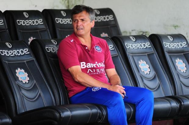 Winck aguarda definição de vaga na Série D e prioriza Caxias para o segundo semestre Porthus Junior/Agencia RBS