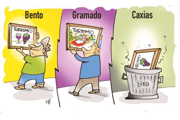 Iotti: Festa da Uva de Caxias é adiada... Iotti/