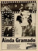 Memória: Em 1987, o cinema brilha em Gramado Pioneiro/Reprodução