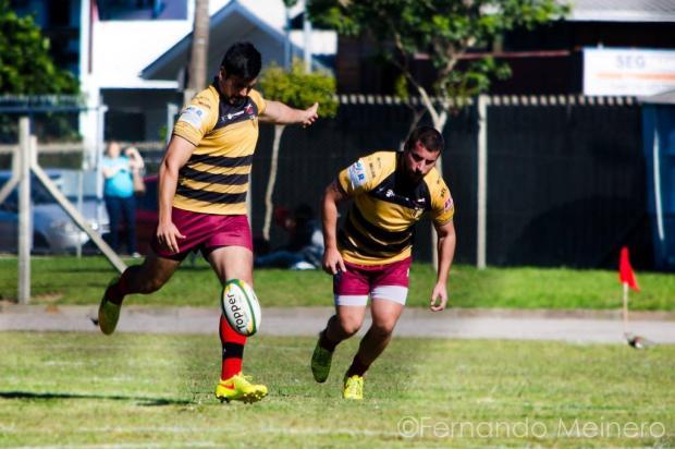 S.C. Rugby tenta surpreender o favorito Farrapos pelo Campeonato Gaúcho Fernando Meinero/Divulgação