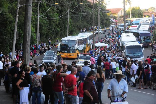 Agências de turismo lamentam adiamento da Festa da Uva Roni Rigon/Agencia RBS