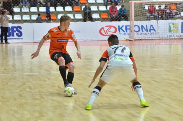 ACBF encara o Sorocaba neste sábado pela oitava rodada da Liga Futsal Ulisses Castro/ACBF,Divulgação