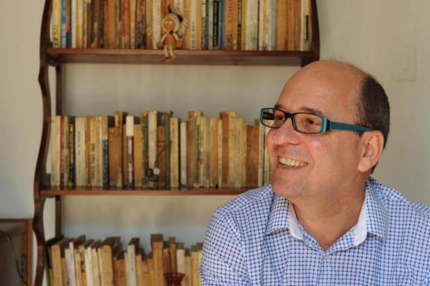 3por4: Escritor Luiz Rufatto participa de encontro no dia 25 de maio, em Canela Adriana Vichi/Divulgação