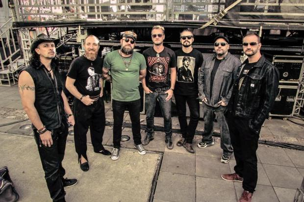 3por4: Grupo Rock de Galpão grava DVD, nesta terça e quarta, na Capital Divulgação/Divulgação