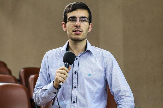 Vereador mostra vídeo de campanha de Guerra e mudança de discurso sobre Festa da Uva Luiz Carlos Erbes/Divulgação