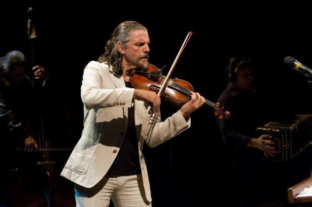 3por4: Orquestra de Garibaldi se apresenta com Hique Gomes, no dia 21 de maio Paula Fiori/Divulgação