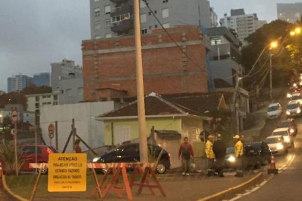 Secretaria de Trânsito estuda mudanças no acesso ao bairro Panazzolo, em Caxias André Fiedler  / Gaúcha Serra/Gaúcha Serra