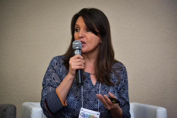 """""""Tem de estar conectado com a rua"""", diz arquiteta e urbanista equatoriana Diana Alves Barcellos/Divulgação"""