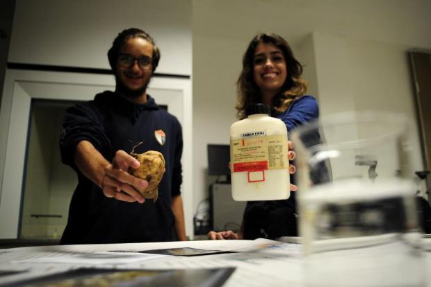 Três grupos de estudantes caxienses representam país em eventos internacionais voltados à ciência Marcelo Casagrande/Agencia RBS