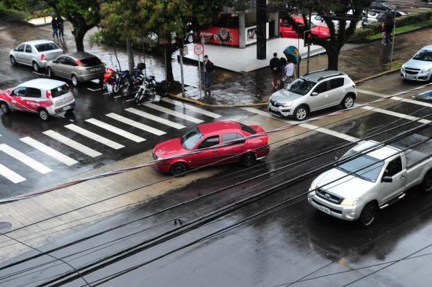 Seminário em Caxias aborda temas relacionados ao trânsito Foto: Porthus Junior /  Agência RBS/ Agência RBS