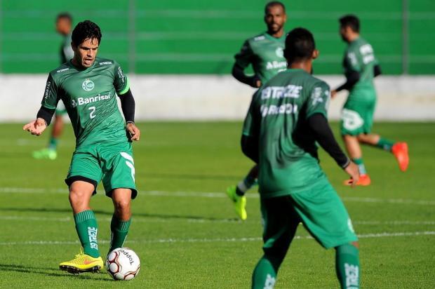 Capitão do Juventude na Série B, volante Fahel espera um recomeço dentro do Jaconi Felipe Nyland/Agencia RBS