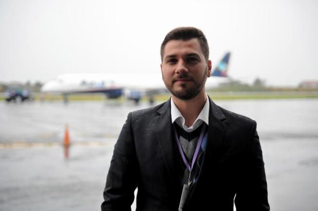 Empresa assina contrato para implantação de estacionamento no Aeroporto Hugo Cantergiani Felipe Nyland/Agencia RBS