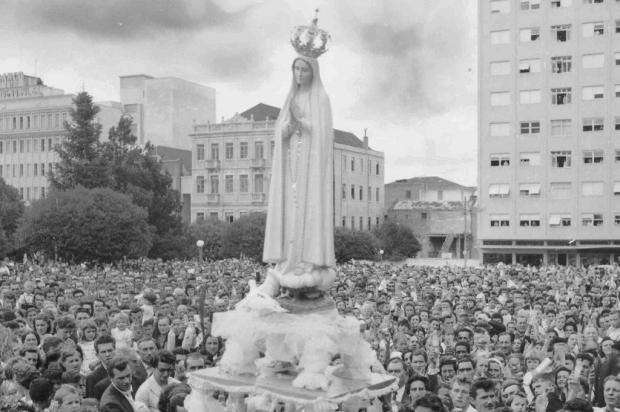Memória: há 100 anos... acervo de Jandira Michelon/divulgação
