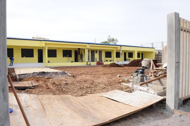 Com orçamento para obras zerado, Secretaria de Educação de Caxias prioriza conclusão de quatro escolas Roni Rigon/Agencia RBS