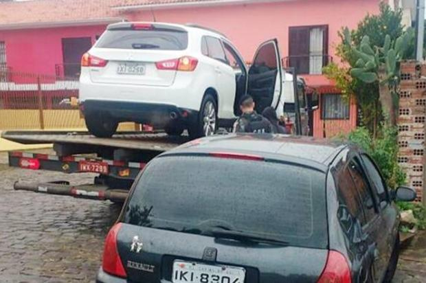 Homem em liberdade provisória é preso com veículo roubado em Caxias CRPO/Serra/Divulgação