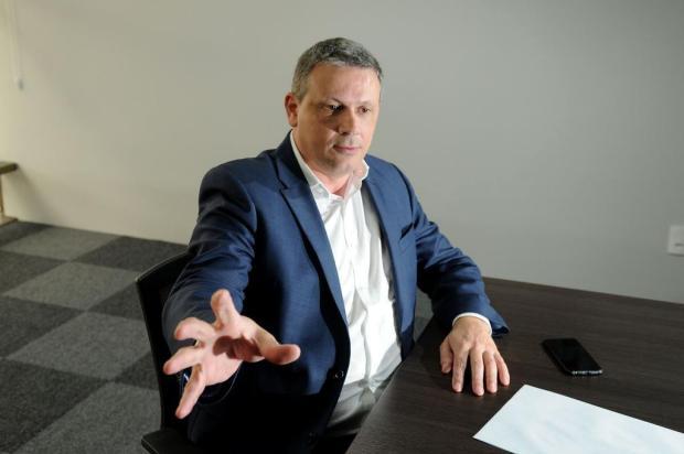 """""""Temos que nos manter e nos solidificar na Série B"""", afirma presidente do Juventude Diogo Sallaberry/Agencia RBS"""