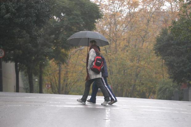 Final de Semana será de chuva forte na maioria do Rio Grande do Sul Roni Rigon/Agencia RBS