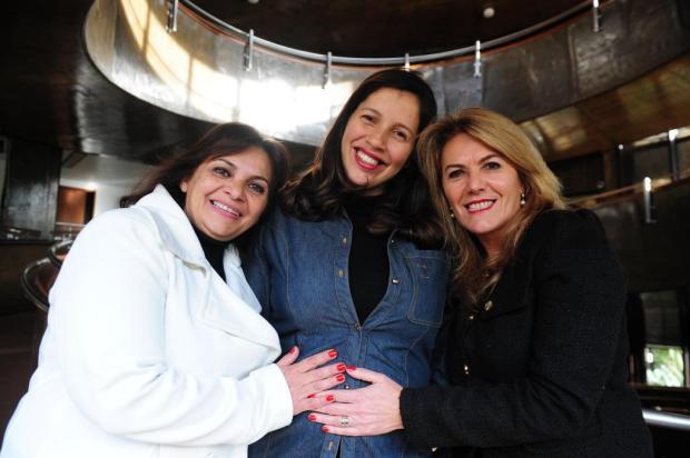 Vereadoras de Caxias do Sul contam como é conciliar maternidade com a política Roni Rigon/Agencia RBS