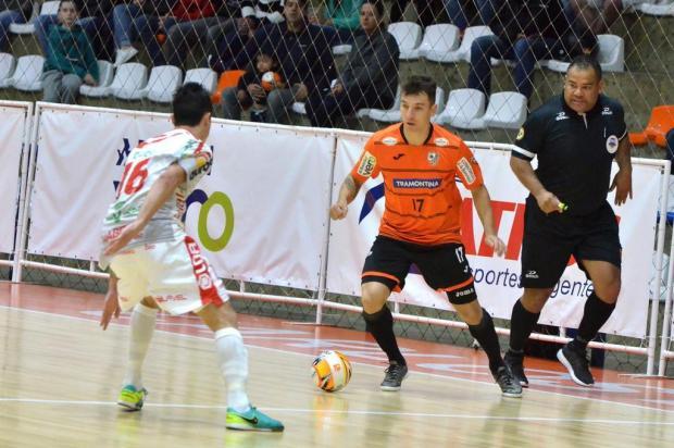 Com grupo completo, ACBF encara o Pato Branco, fora de casa, pela Liga Nacional de Futsal Ulisses Castro/ACBF,Divulgação