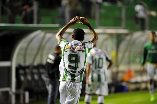 Com dois gols de Tiago Marques, Juventude vence o Luverdense por 2 a 1 na estreia da Série B Felipe Nyland/Agencia RBS