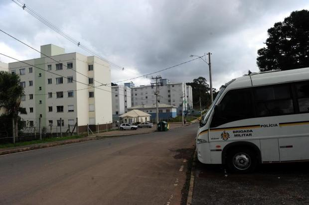 Presença da Brigada Militar garante tranquilidade no Campos da Serra, em Caxias do Sul Porthus Junior/Agencia RBS