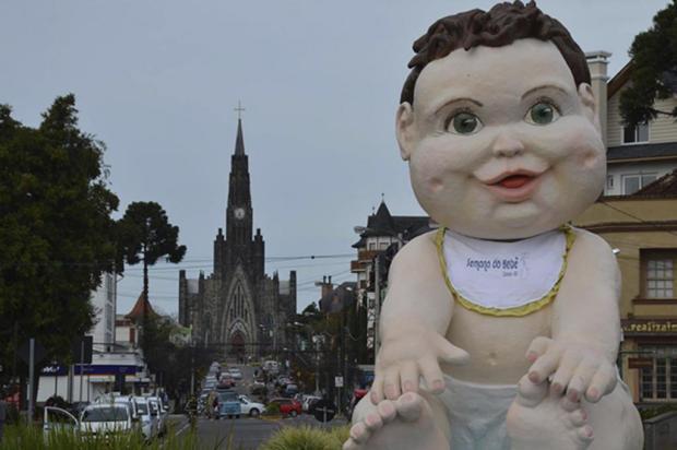 Atividades da 18ª edição da Semana do Bebê iniciam em Canela Rafael Zimmermann/Divulgação