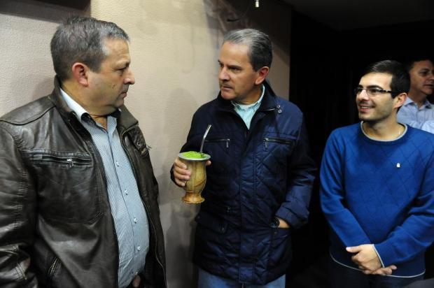 Ex-prefeito de Caxias do Sul prega defesa de seu governo e do PDT Roni Rigon/Agencia RBS