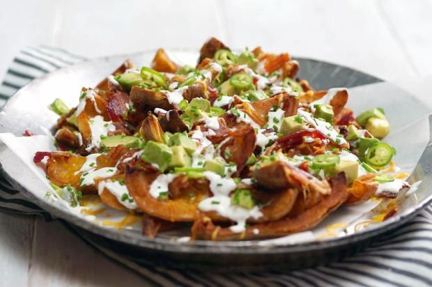 Faça nachos de casca de batata Tastemade/Divulgação