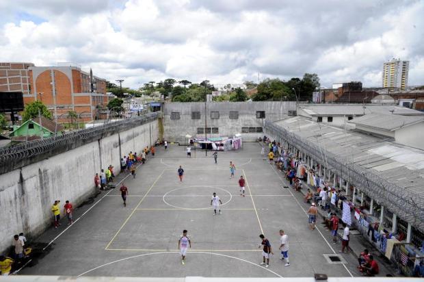 Instalação de bloqueadores de celular nos presídios de Caxias do Sul ainda é sonho distante Marcelo Casagrande/Agencia RBS