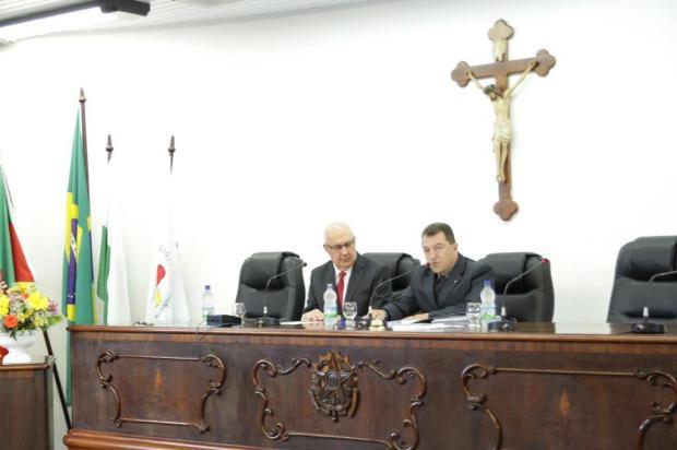 Presidente da Câmara de Vereadores de Guaporé tem mandato cassado Divulgação/Câmara de Vereadores de Guaporé