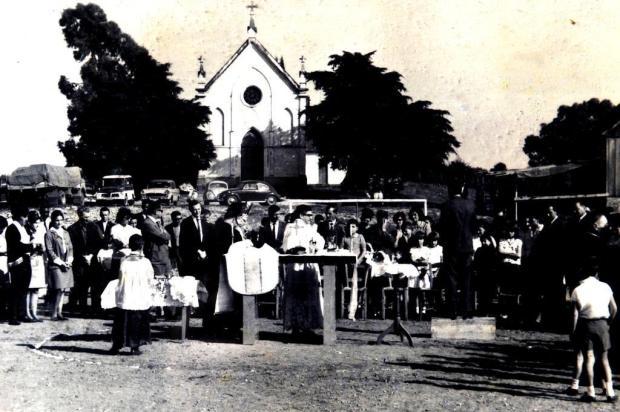 Memória: 50 anos do campo de Nossa Senhora do Rosário Sociedade Nossa Senhora do Rosário/Agencia RBS