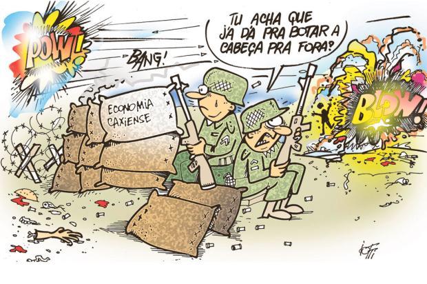 Iotti: E a economia de Caxias do Sul... Iotti / Pioneiro /Pioneiro