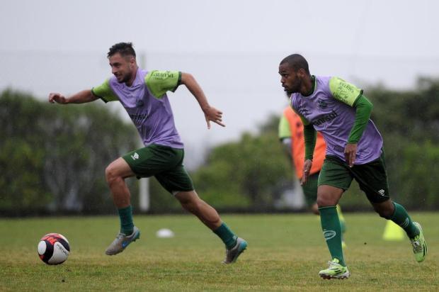 Cinco jovens oriundos da base do Juventude são emprestados para equipes da Série D Marcelo Casagrande/Agencia RBS