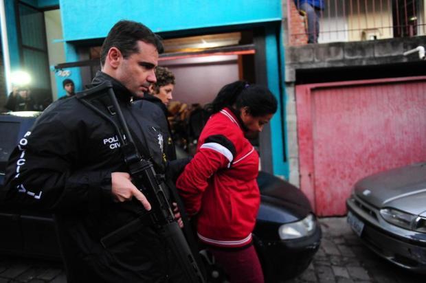 Quadrilhas de roubos a bancos com reféns contavam com 20 mulheres para organizar ataques Roni Rigon/Agencia RBS