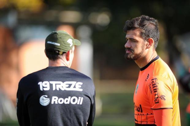 Matheus já desponta como um dos líderes do Juventude na Série B Felipe Nyland/Agencia RBS