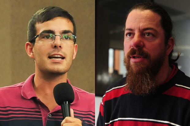 Novo round entre os vereadores caxienses Rafael Bueno e Renato Nunes está a caminho Divulgação/