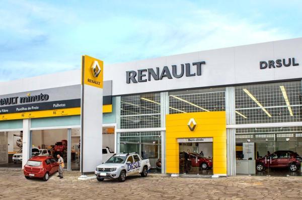 Drsul inaugura 2 concession ria renault em porto alegre for Concessionaria renault fratelli biagioni