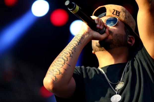 Rapper Projota se apresenta nesta sexta, em Caxias do Sul Bruno Alencastro/Agencia RBS
