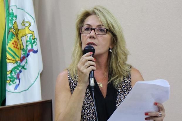 """""""Acho uma pena tudo isso"""", diz Paula Ioris, vereadora de Caxias do Sul, sobre Aécio Neves Greice Tedesco/Divulgação"""