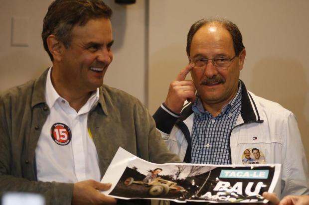 """""""Não cabe a mim analisar a origem do dinheiro"""", diz Sartori sobre repasse de recursos da JBS Adriana Franciosi/Agencia RBS"""