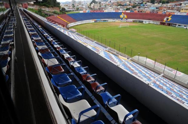 Sem futebol, Caxias tenta lidar com os altos custos da manutenção do Estádio Centenário Marcelo Casagrande/Agencia RBS