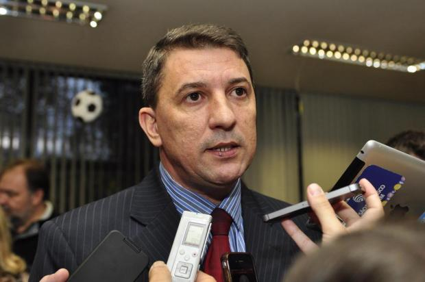 """Em Brasília, ex-vice-prefeito de Caxias defende """"punição exemplar"""" aos que roubaram o país Gabriel Lain/Especial"""