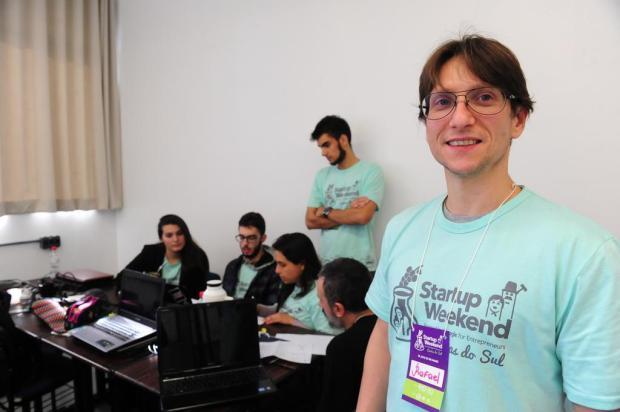 Startup Weekend resulta em 10 projetos de empresas Roni Rigon/Agencia RBS